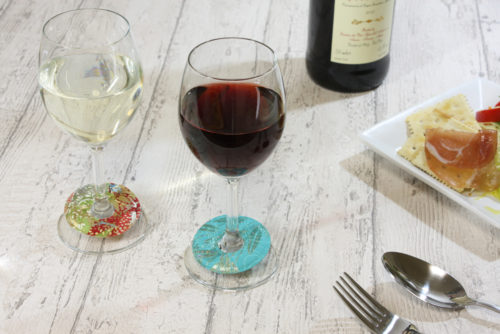 ワイングラスマーカー